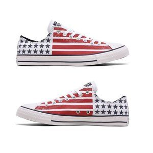 Converse Men's Chuck Taylor All Stars and Stripes